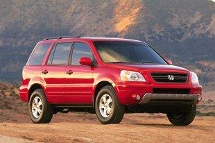 Honda Pilot I (2003 - 2008) SUV