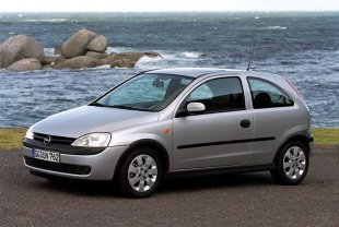 Opel Corsa C (2000 - 2006) Hatchback