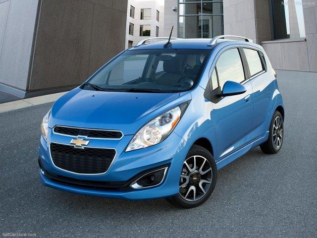Chevrolet Spark - najbardziej awaryjne auto w grupie 2-3 letnich (14,6%) / Fot. Chevrolet