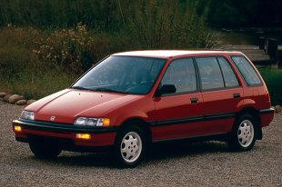 Honda Civic IV (1988 - 1991) MPV