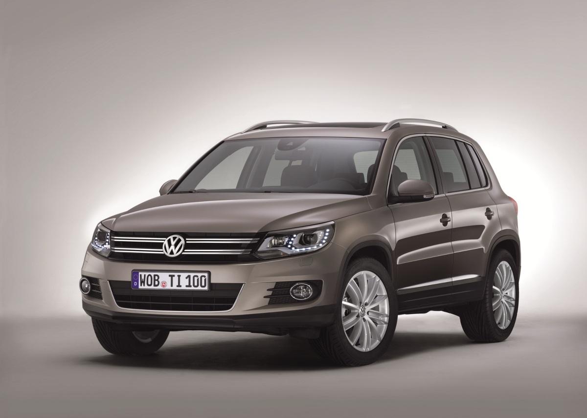 Volkswagen Tiguan / Fot. Volkswagen