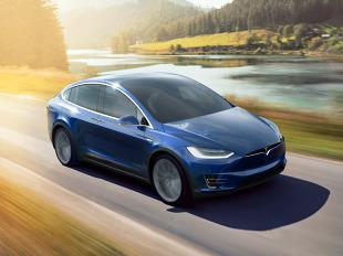 Tesla Model X I (2015 - teraz)