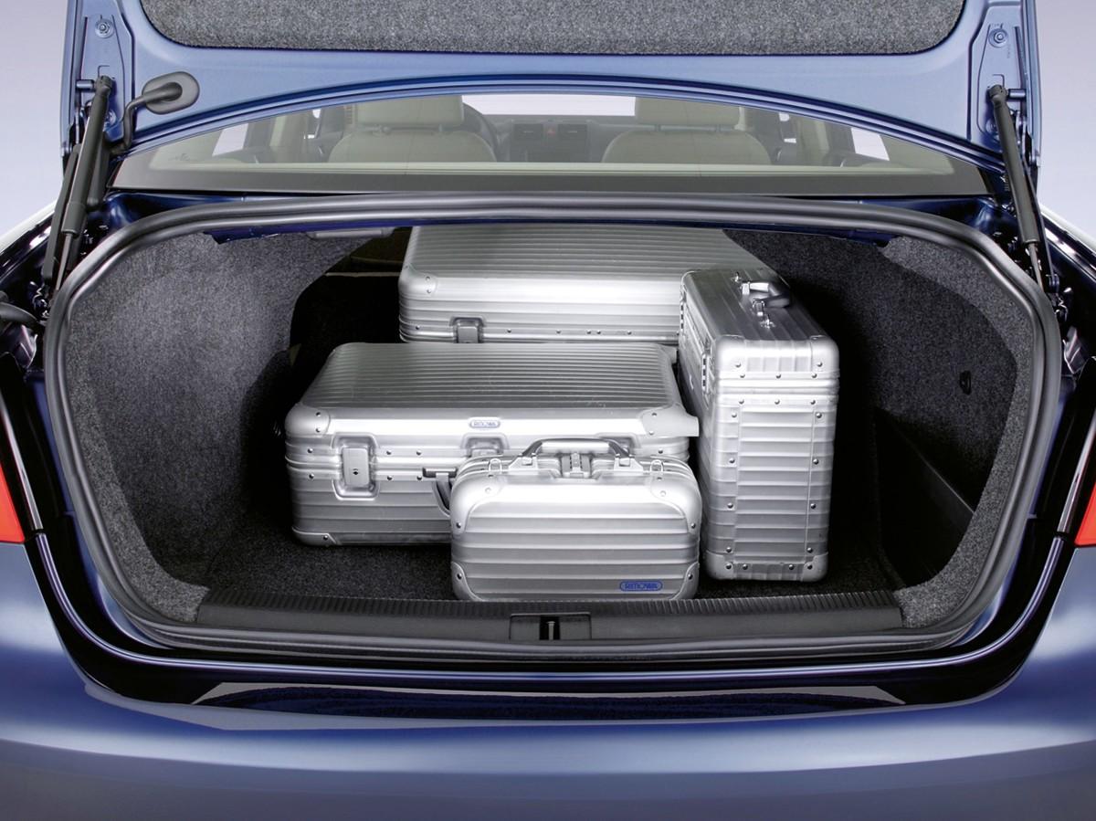 Poprawne mocowanie bagażu w samochodzie: siatki, pasy i maty. Poradnik  fot. Newspress