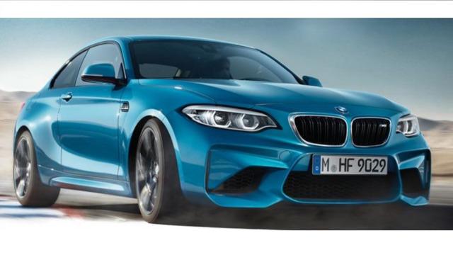BMW M2   Zmiany nie zaszły pod maską. Za napęd modelu M2 odpowiada trzylitrowy, turbodoładowany silnik oferujący 365 KM mocy oraz 465 Nm momentu obrotowego.  Fot. BMW