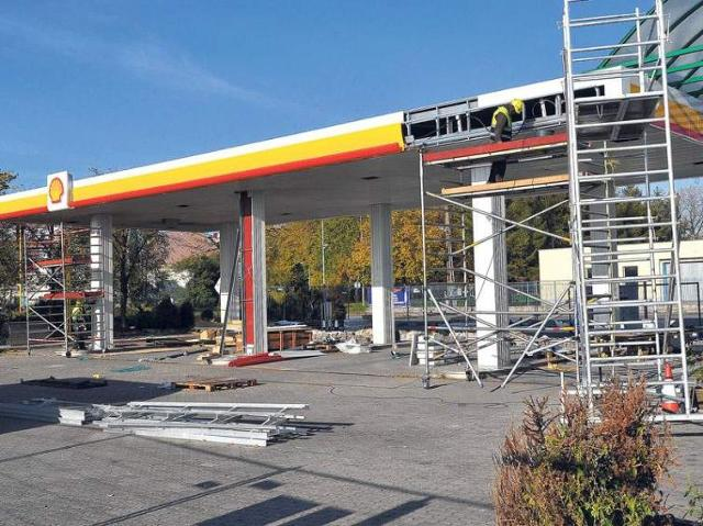 Paliwa: Shell wkracza do Szczecinka