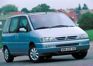Citroen Evasion II (1997 - 2002) Van