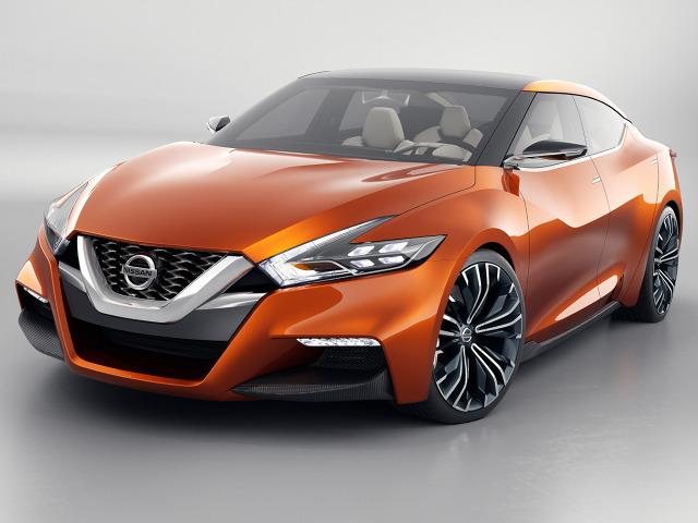 zdjęcie Nissan Sport Sedan Concept