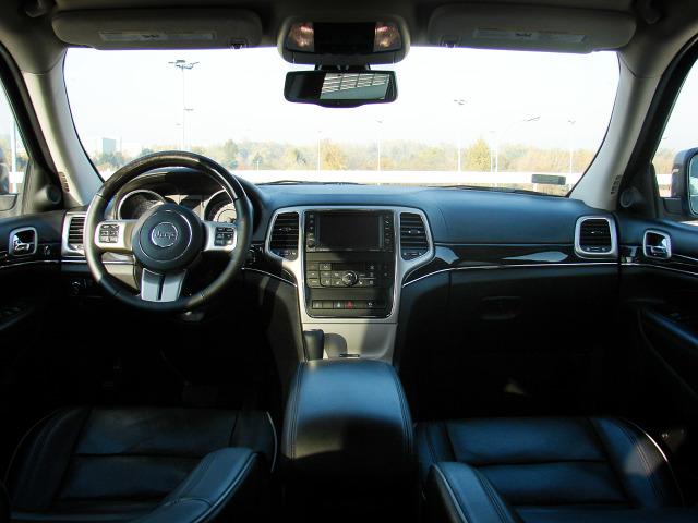 zdjęcie Jeep Grand Cherokee Overland