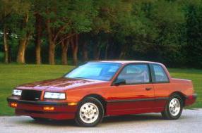 Buick Skylark VI (1986 - 1993) Coupe