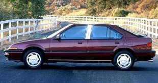Honda Integra I (1986 - 1989) Hatchback