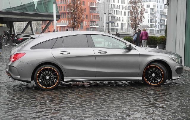 mercedes cla shooting brake kombi z charakterem galeria mercedes cla shooting brake fot. Black Bedroom Furniture Sets. Home Design Ideas