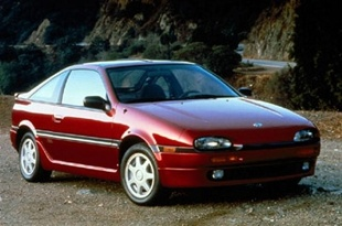 Nissan 100 NX (1991 - 1996) Coupe