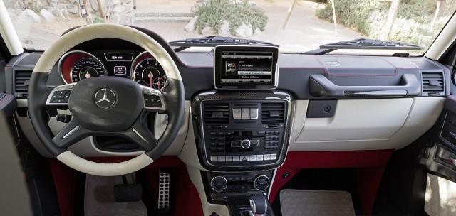 zdjęcie Mercedes-Benz G 63 AMG 6x6