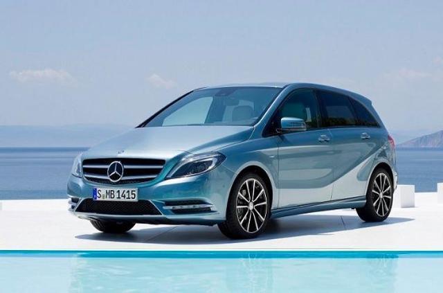 Nowy Mercedes klasy B, znamy już ceny
