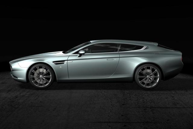 Aston Martin Virage Shooting Brake / Fot. Aston Martin