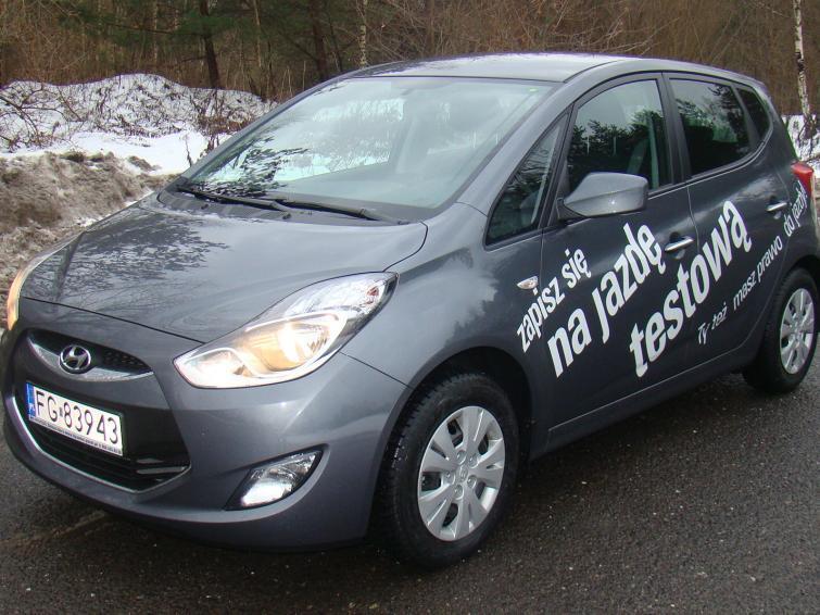 Testujemy: Hyundai ix20 – mocny zawodnik z Korei