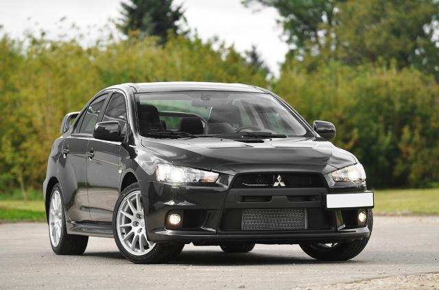 zdjęcie Mitsubishi Lancer Evolution