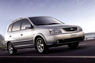 Kia Carens II (2002 - 2006) MPV