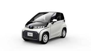 Toyota. Kompaktowy samochód na prąd i inne nowości na Tokyo Motor Show 2019