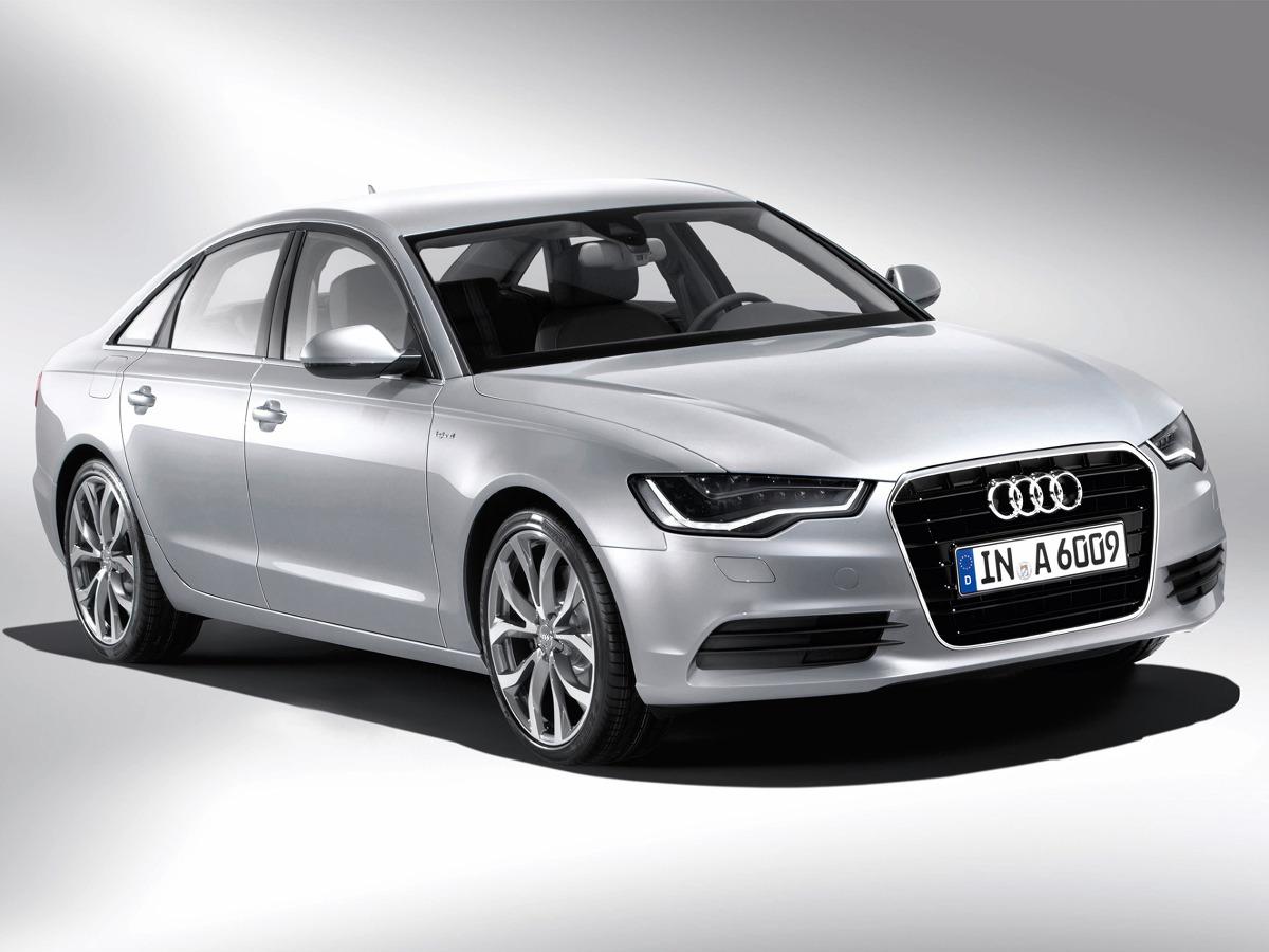 Audi A6 Hybrid / Fot. Audi