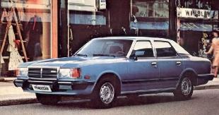Mazda 929 II (1982 - 1987) Sedan