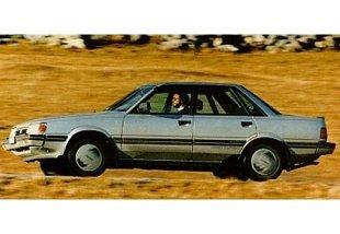 Subaru 1800 I (1985 - 1992) Sedan