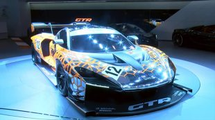 McLaren Senna GTR. Do 100 km/h w 2,8 s (video)