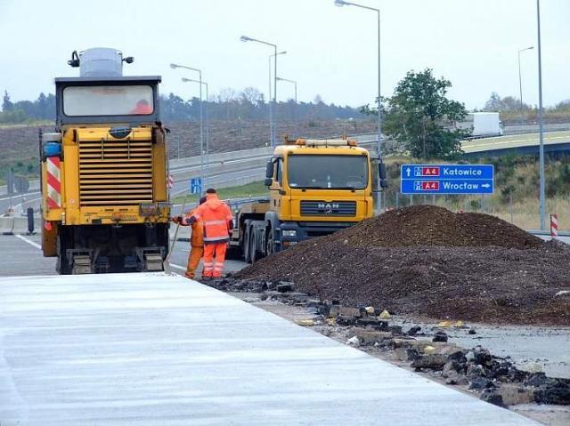 Drogowcy nie zdążą z budową bramek na autostradzie A4