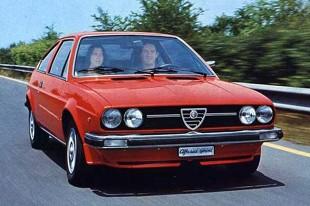 Alfa Romeo Sprint (1976 - 1989) Coupe