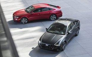 Hyundai Sonata. Tak wygląda nowa generacja