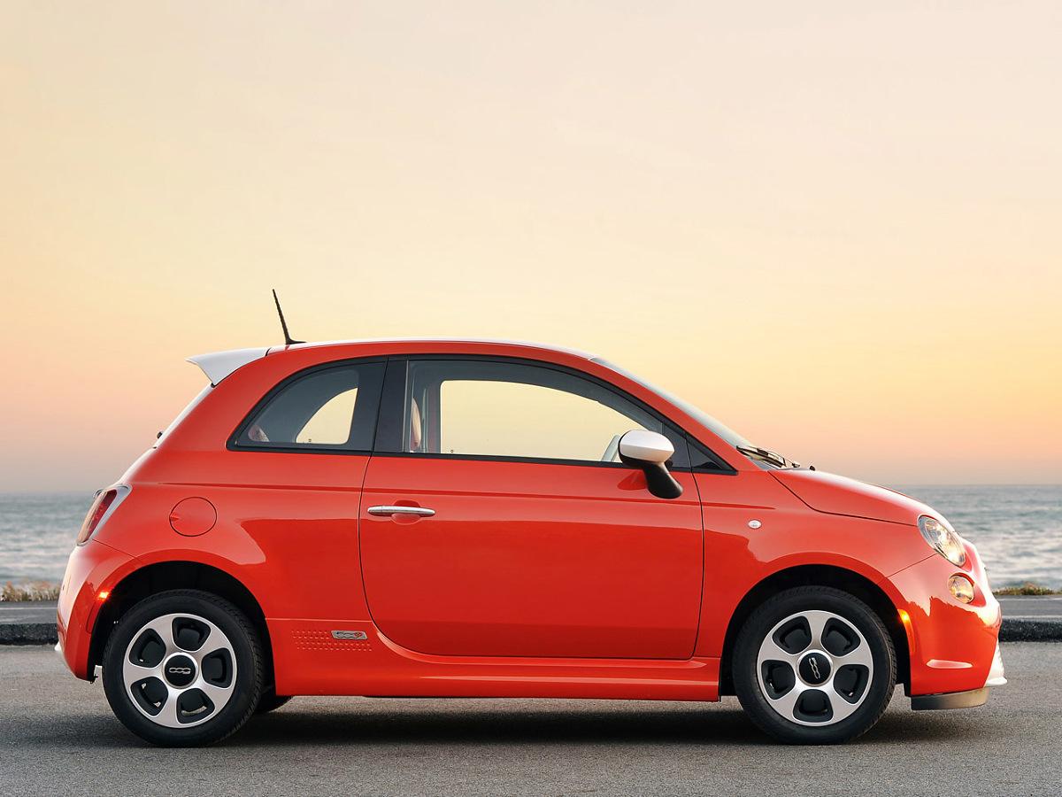 Fiat 500e / Fot. Fiat