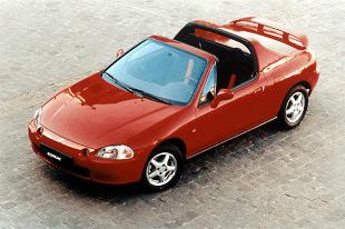 Honda CRX III (1992 - 1998) Kabriolet