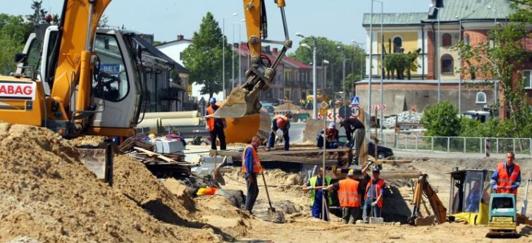 Sprawdź utrudnienia w ruchu na drogach Lubelszczyzny