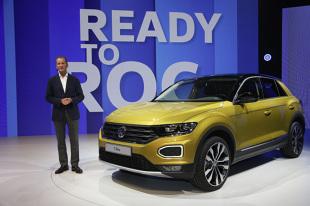 Volkswagen T-Roc, czyli niemiecki pomysł na crossovera