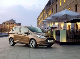 Ford B-MAX (2012 - teraz)