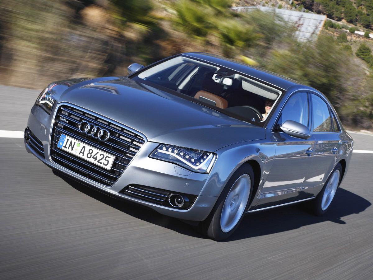 Audi A8 / Fot. Audi