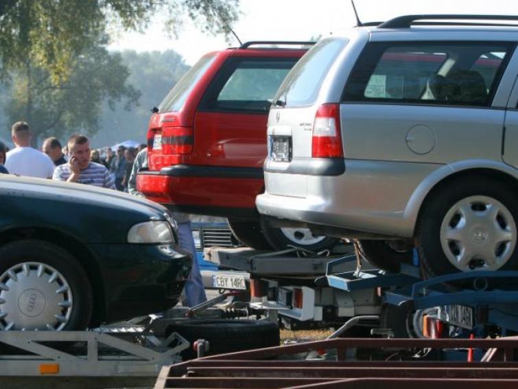 Giełda samochodowa w Bydgoszczy