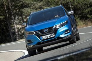 Nissan Qashqai. Zmiany w gamie silnikowej