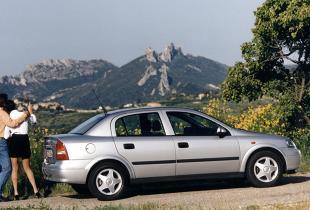 Opel Astra G (1998 - 2009) Sedan