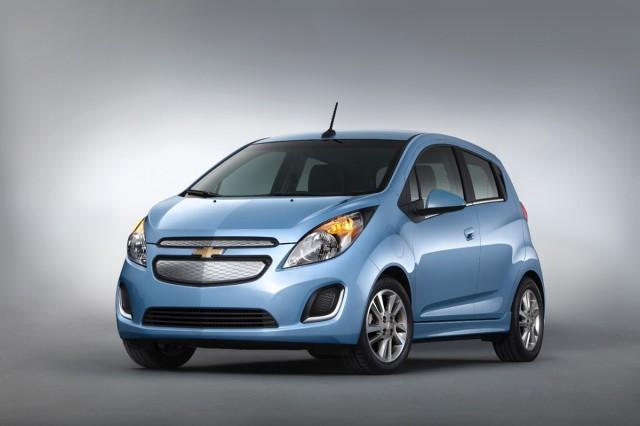Chevrolet Spark Ev Kolejne Szczegy