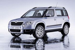 Skoda Yeti I (2009 - teraz) SUV