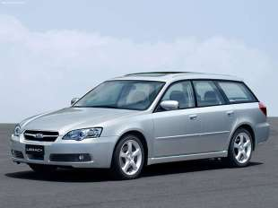 subaru legacy legacy outback iv 2003 2009 kombi dane techniczne. Black Bedroom Furniture Sets. Home Design Ideas