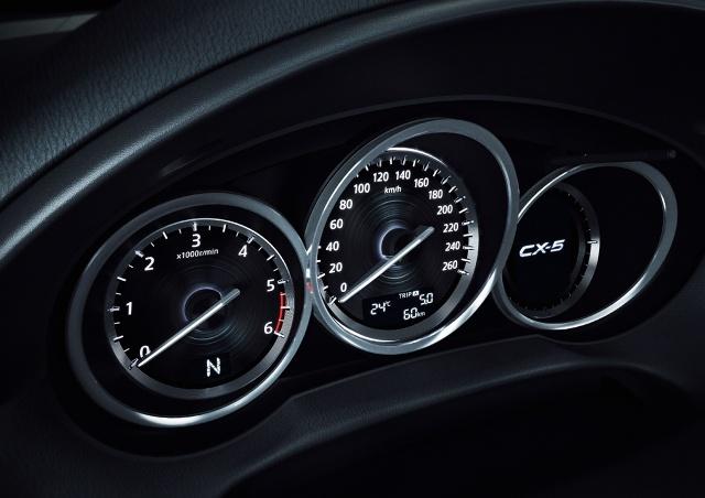 zdjęcie Mazda CX-5