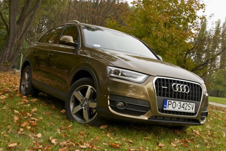 Premiera Audi Q3 w Polsce. Ceny od 123 500 złotych