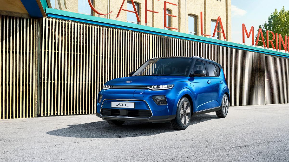 Kia Soul   Nowy elektryczny Soul jest produkowany w fabryce Gwangju w Korei. Do sprzedaży w Stanach Zjednoczonych i Europie samochód trafi w pierwszej połowie 2019 roku, a później zadebiutuje również na innych rynkach. Ceny zostaną ogłoszone bliżej terminu rozpoczęcia sprzedaży.  Fot. Kia
