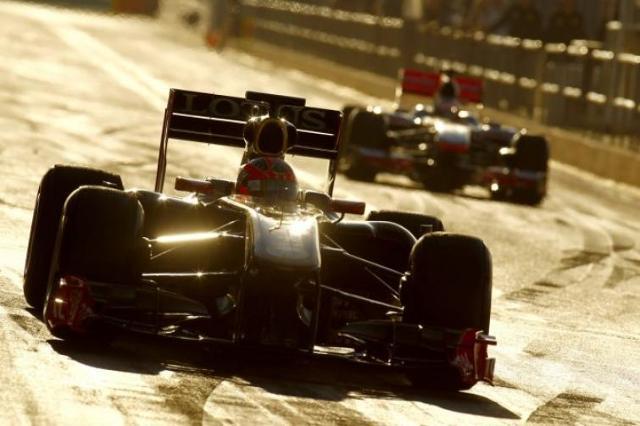 Kubica najszybszy trzeciego dnia testów F1 w Walencji