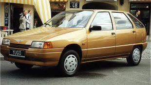 Yugo Florida (1987 - 2001) Hatchback