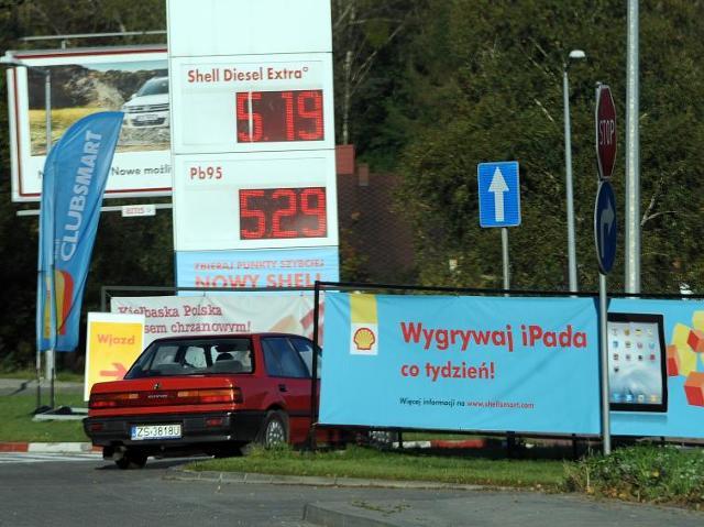 Rekordowe ceny autogazu w Szczecinie i regionie