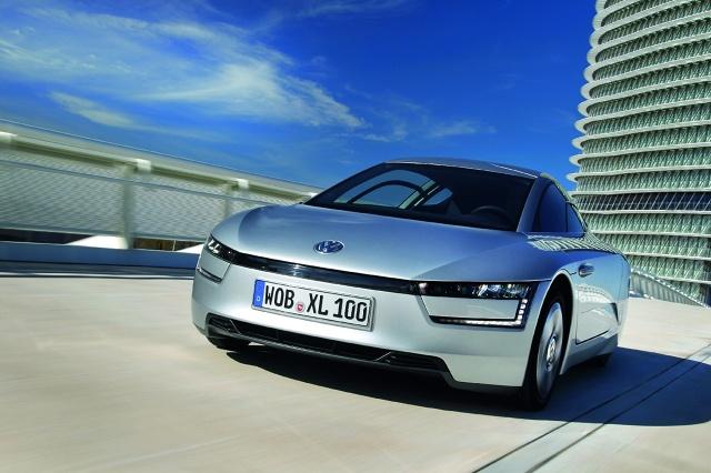 zdjęcie Volkswagen XL1