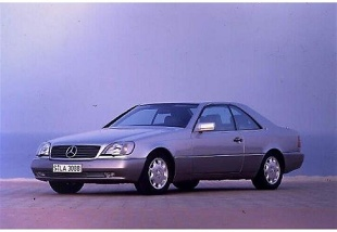 Mercedes-Benz Klasa CL W140 (1992 - 2000) Coupe